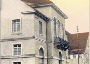 Thumbnail for the post titled: Das schönste Rathaus im Oberamtsbezirk